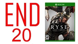 Ryse Son of Rome Ending - Ryse Final Boss walkthrough part 20 XBOX ONE gameplay let