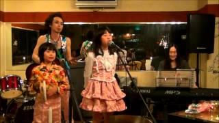 青森の清志郎率いるファミリーバンド 「イマイファミリー」の歌姫 カノ...