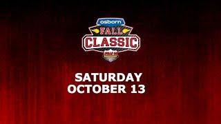 Osborn Fall Classic - Saturday October 13
