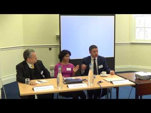 King's Brazil Institute: South Atlantic Security - Panel 1