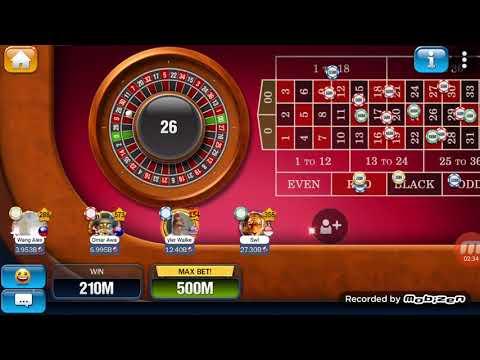 Huuuge Casino Part 23 Roulette Big Bets!
