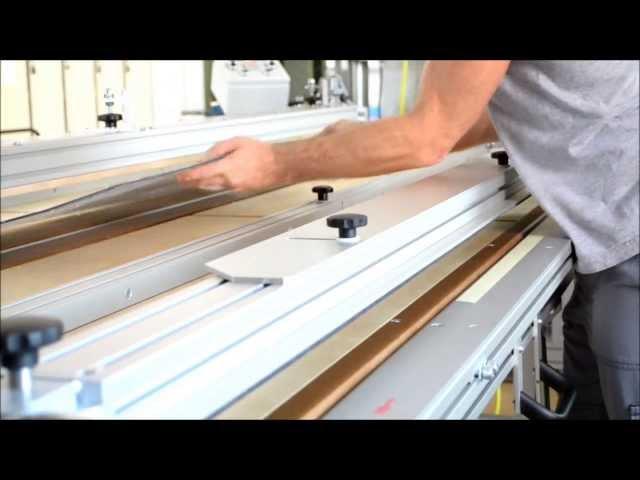 Heiz- und Biegemaschinen / HERZ Heat bending line bending machine