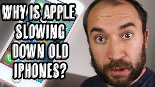 Apple Slowing Down Old iPhones, A Turtle Trapped In Cocaine, & The World's Smallest Phone