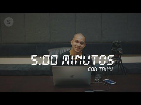 Produciendo una canción con Tainy en 5 Minutos | Slang