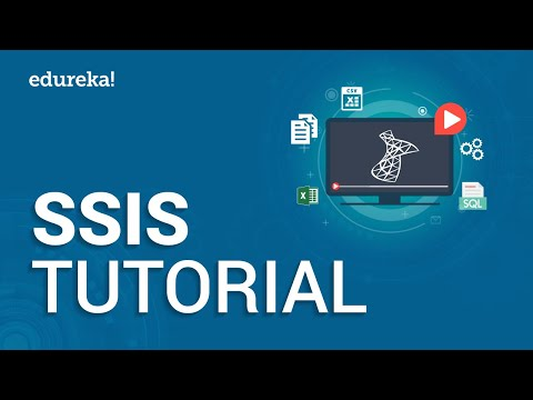 SSIS Tutorial For Beginners | SQL Server Integration Services (SSIS) | MSBI Training Video | Edureka