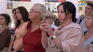 Выставка  к 110-летию со дня рождения Никоса Энгонопулоса