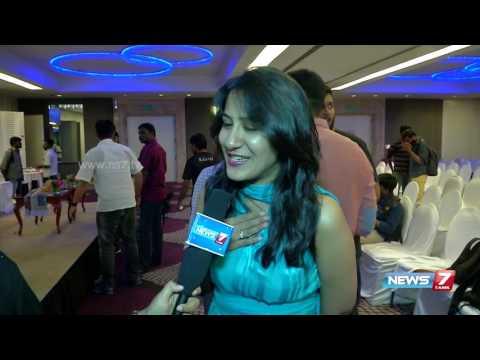 Singer Swetha Mohan sings 'Maya Nadhi' song from Kabali   Super Housefull   News7 Tamil