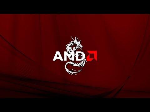 как повысить производительность ноутбука на AMD и настройка драйверов дискретной видеокарты