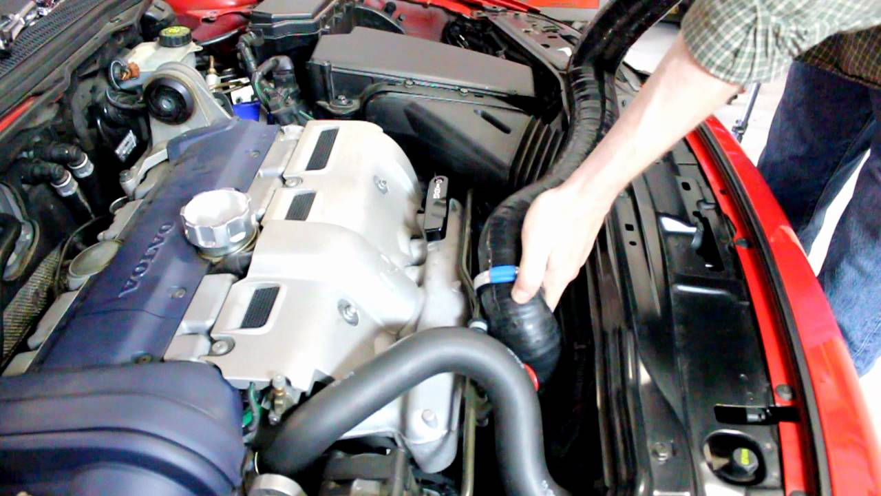 ipd Volvo Charge Air Pipe Installation 20012009 S60  20012007 V70XC70  YouTube