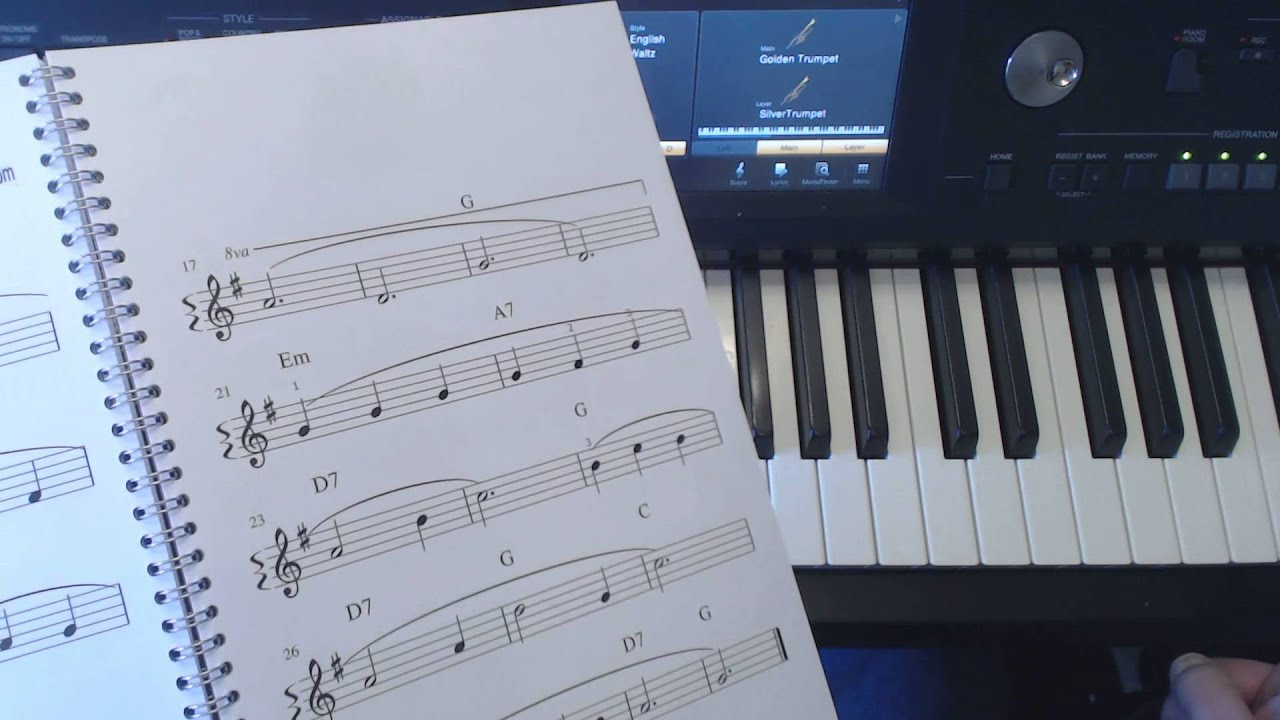 Keyboardles 37 droomland isle somewhere play along for Strumento online gratuito piano piano