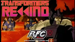 Transformers Rewind: Five Faces of Darkness