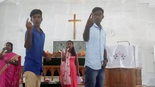 Tooth paste la..Vbs song with actions Kuruz Colony hms church