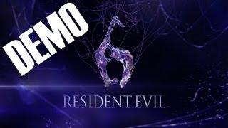 Resident Evil 6 Primeiro Demo Capcom - Leon Gameplay