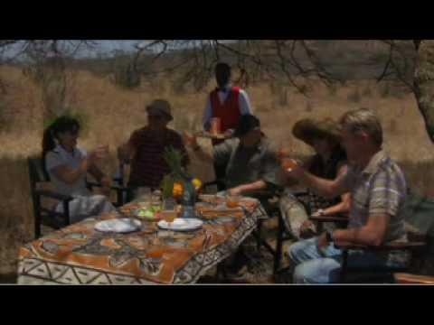 The Sleeping Warrior Camp - by Mawe Mbili
