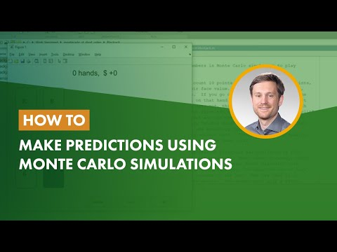 How To Make Predictions Using Monte Carlo Simulations