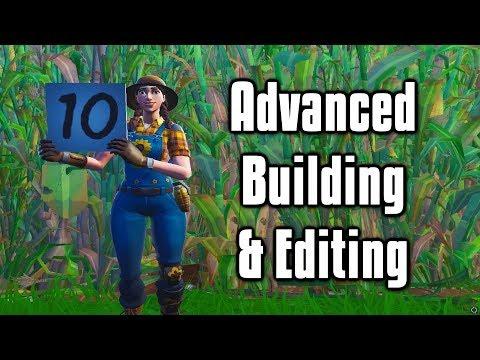 Ten Advanced Building/Editing Tips & Tricks - Fortnite Battle Royale