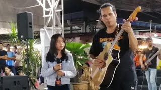 HajatHaida - Adik Nurul Iman feat Sentuhan Buskers