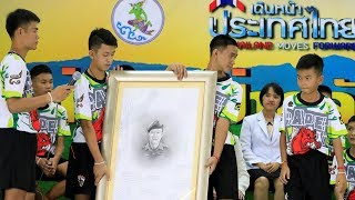 Thailand cave rescued boys speak of sadness and 'miracle' after hospital discharge