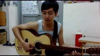 Ngôi trường dấu yêu - Guitar Tnut