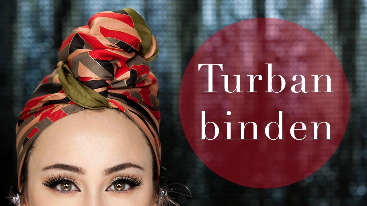 verkauf uk begrenzter Stil billiger Verkauf Turban binden #4 | Hatice Schmidt