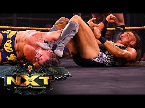 The Way vs. Pete Dunne & Oney Lorcan: WWE NXT, June 22, 2021