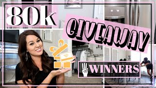 REARRANGING, COOKING & SHOPPING  | DAY IN THE LIFE | 80K GIVEAWAY