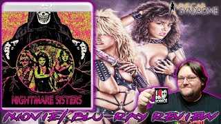 NIGHTMARE SISTERS (1987) - Movie/Blu-ray Review (Vinegar Syndrome)