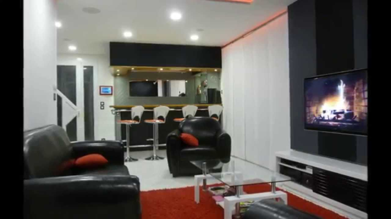 cinema integration salon home cinema youtube. Black Bedroom Furniture Sets. Home Design Ideas