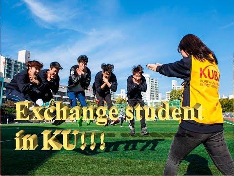 Exchange Student in Korea University!!!!!!!!!