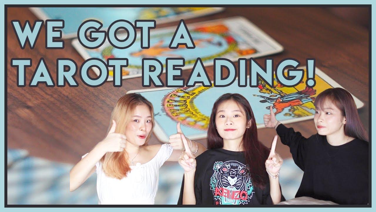 WE GOT A TAROT READING | Third Statement ft. Shannae