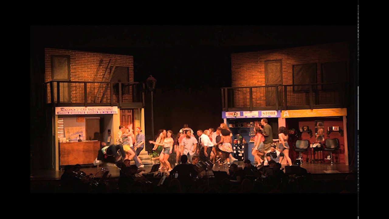 In The Heights Act 1