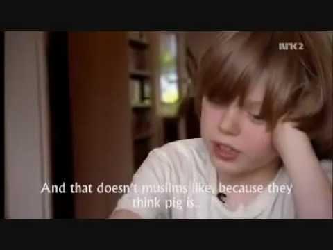 Rasistiska muslimer mobbar norsk 8-åring dagligen (1-2)