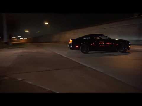 Mustang Crashes Leaving Car Show | Austin, TX