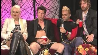 no Doubt Grammy 2003 band interview afterwards