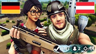 🔀RANDOM DUOS: HIGH KILL GAME | Fortnite Battle Royale