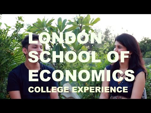 College Experience - London School of Economics #ChetChat