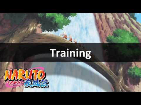Naruto Shippuden Unreleased Soundtrack  Training