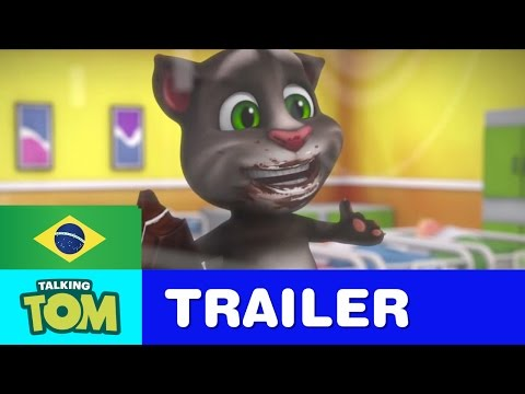 Meu Talking Tom - Trailer Oficial