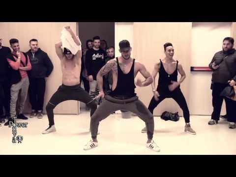 """Vídeo de homens a dançar """"Despacito"""" está a deixar as MULHERES LOUCAS."""