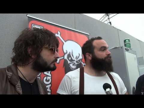 Graveltones Interview Download Festival 2014