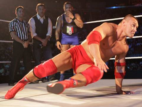 Raw: Santino Marella vs. Vladimir Kozlov - Viewer's Choice