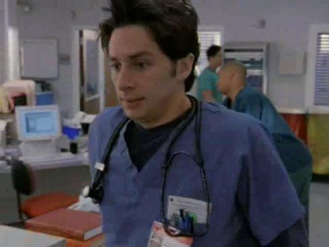 Scrubs J.D. and Laverne Get Roped In - YouTube