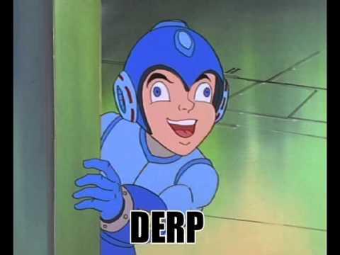 Megaman Derp Youtube