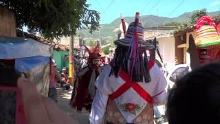 Las Cueras de Quechultenango Guerrero, México. Agosto de 2013. Parte 1 de 2