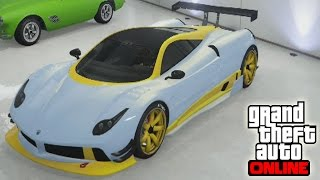 MI NUEVO PEGASSI OSIRIS DEL FUTURO - Gameplay GTA 5 Online Funny Moments (GTA V PS4)
