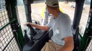 John Deere Log Skidder