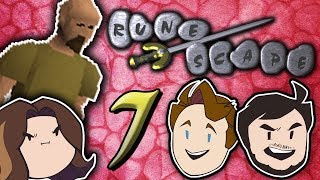 Old School RuneScape: Matt's Crisis - PART 7 - Grumpcade (ft. SuperMega)