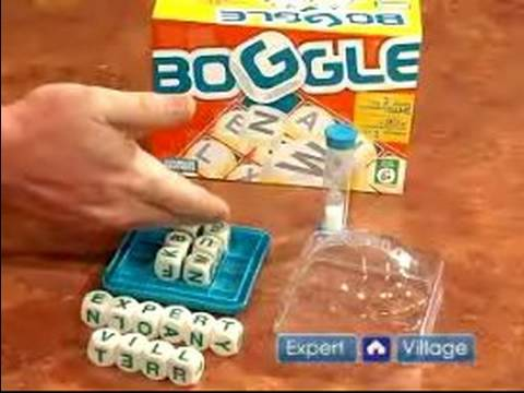 How to Play Boggle : What Is the Object of Boggle?