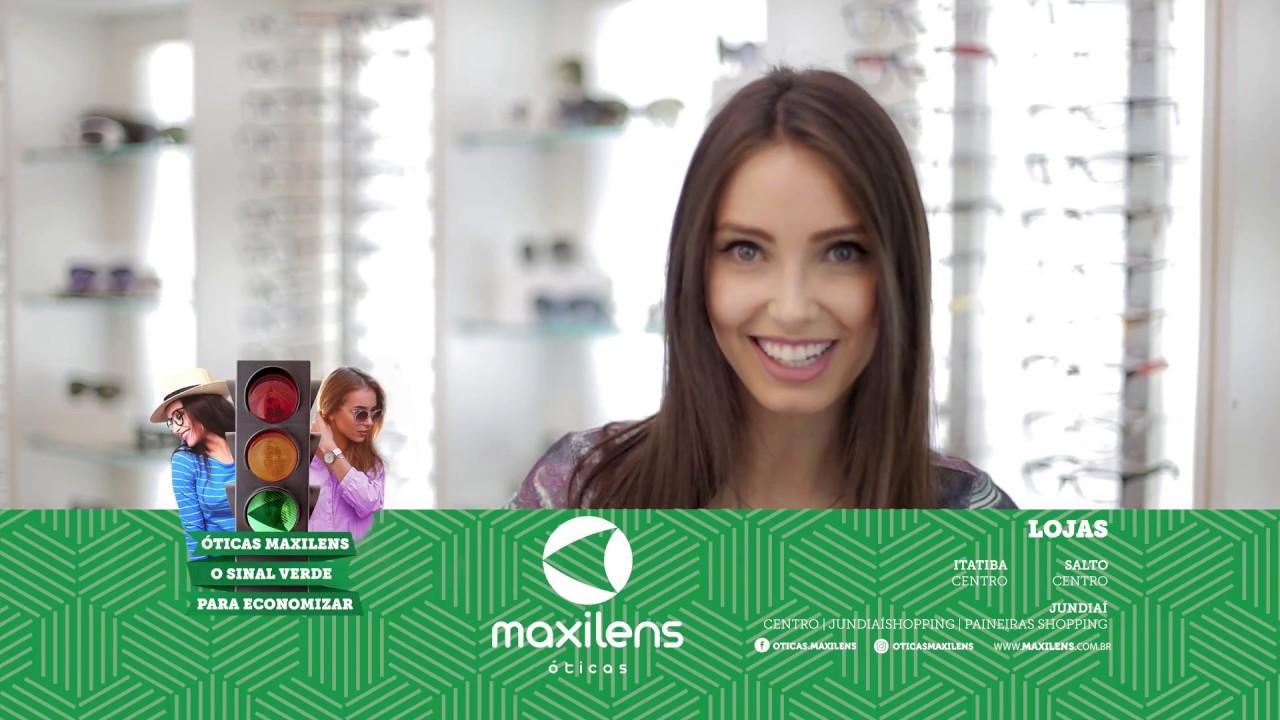 Sinal Verde - Óticas Maxilens - YouTube 3ef1cebbd6