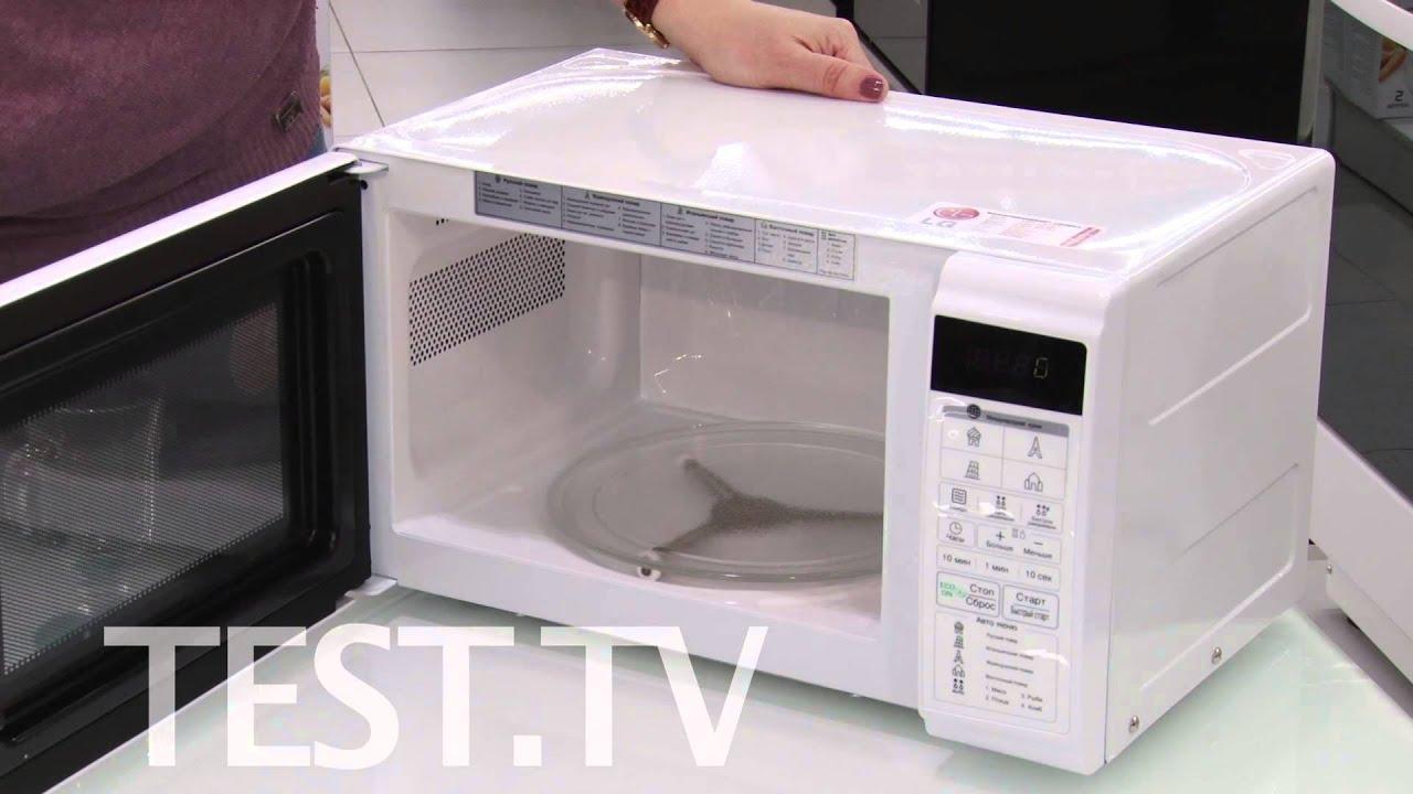 Встраиваемая микроволновая печь BOSCH HMT85ML23 - YouTube